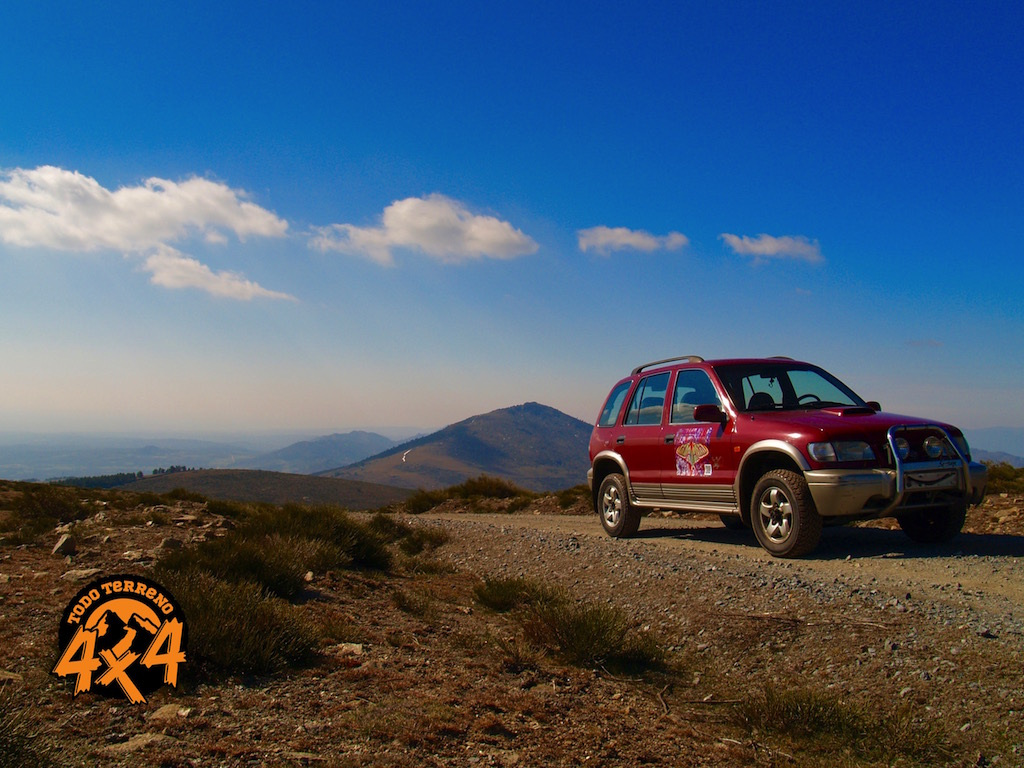 Tour 4x4 Escorial